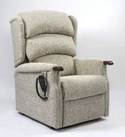 Recliner chairs - various models for all levels of mobility.  Great rental prices