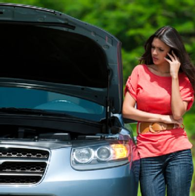 Dead battery, call for jump start service in Lexington, KY.