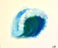 The Blue Wave Gallery