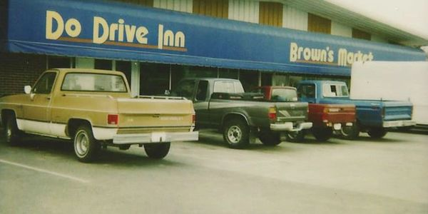 Original Brown's Market and Do Drive Inn