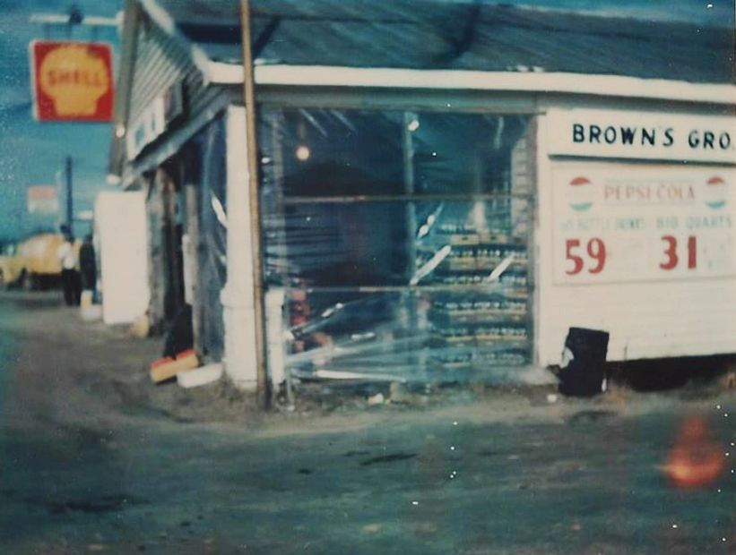 Original Brown's Grocery- 1960's