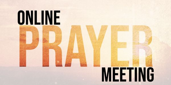 Join as a family for prayer and community connection.