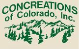 Concreations of Colorado