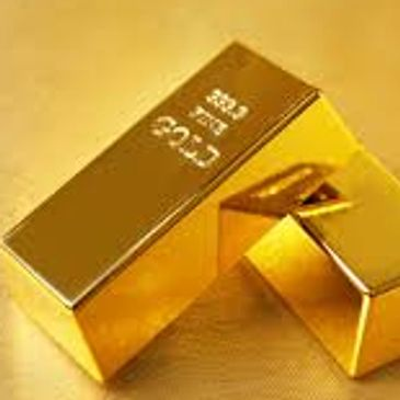 Picture of gold bars. Gold VIP membership at Texas Sports Massage and Day Spa, Plano, Texas