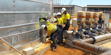 Smart Tanks is a leader in Industrial water tank design and installations