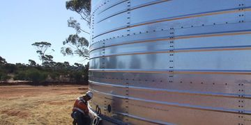 Smart Tanks Mining Water Tanks for Mine Sites