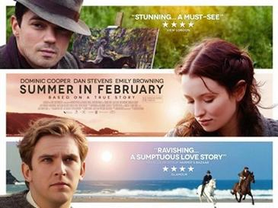 The Life and Times  of Gilbert Evans   Summer in February