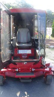 Cab-N-Air - Zero Turn Mowers, Lawn Mowers, Commercial Mowers