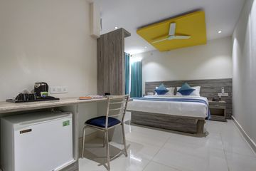 best airport hotel in Bangalore, good hotels near Bangalore airport, hotels inside Bangalore airport