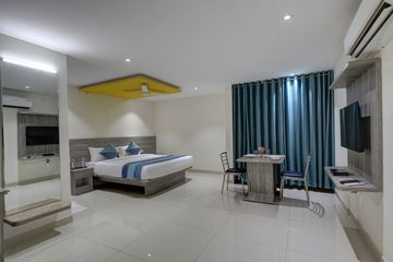 Deluxe rooms Bangalore airport Orange Suites and Inn, Hotel accommodation Bangalore Airport Near