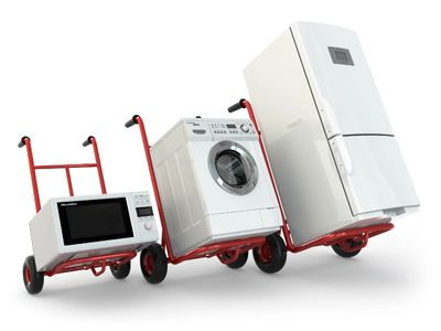 Appliance Delivery Ottawa - MR Delivery - Ottawa Movers