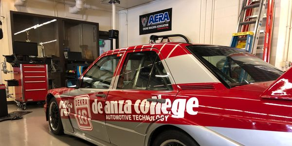 DeAnza College Automotive Technology