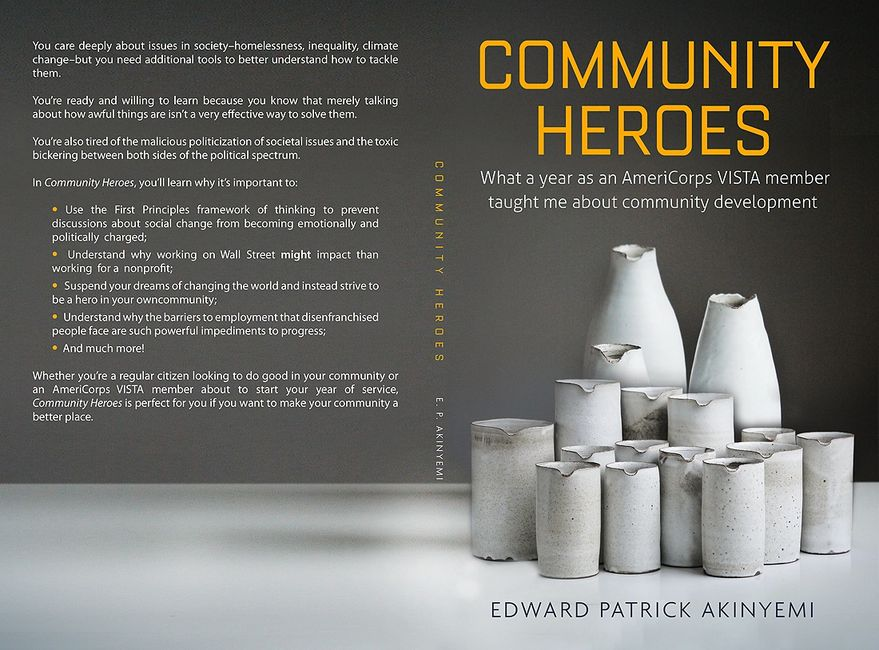 Community Heroes: What a year as an AmeriCorps VISTA member taught me about community development