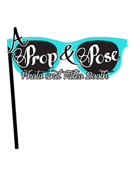 A Prop and Pose Photo Booth