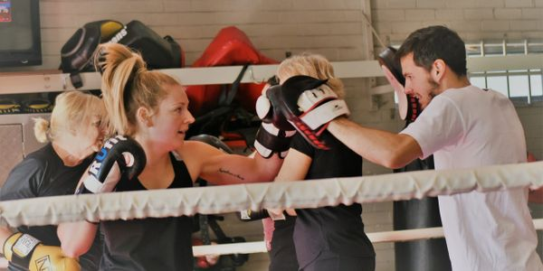Boxing, fitness and exercise