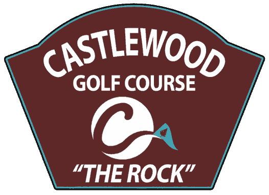 "Castlewood Golf Course ""The Rock"""