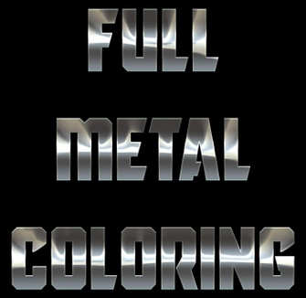 Full Metal Coloring