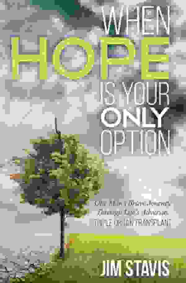 When Hope Is Your Only Option book cover