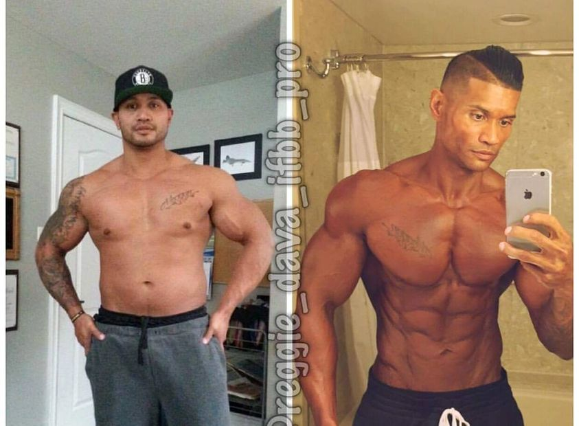 Radical Body Transformations participant undergoes a massive muscle gain transformation & gets jacked and ripped