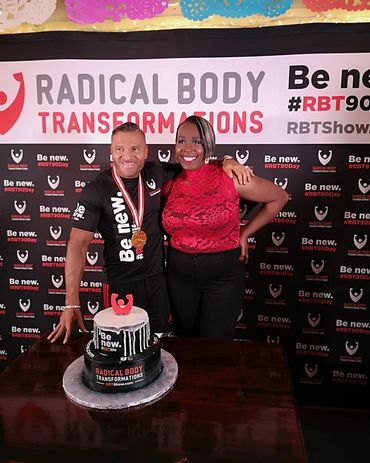 "Amazon Prime's Red Carpet ""Radical Body Transformations"" cast celebration"