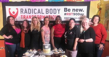 "Amazon Prime's Red Carpet ""Radical Body Transformations"" cast"