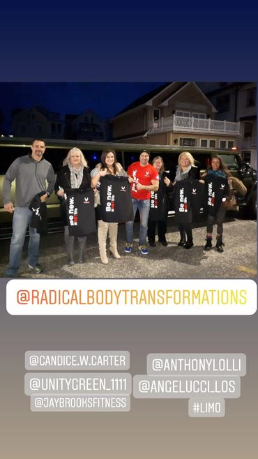 "Amazon Prime's Red Carpet ""Radical Body Transformations"""