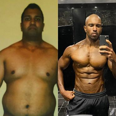 "Ripped ""Radical Body Transformation"""
