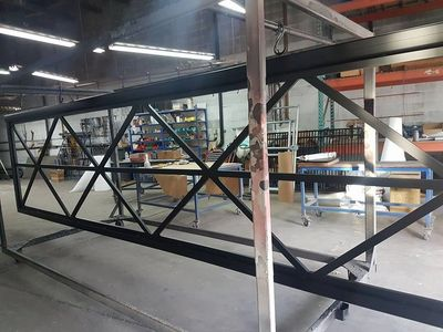 Welding and fabrication shop serving Vancouver Burnaby  Coquitlam Port Moody Langley Surrey