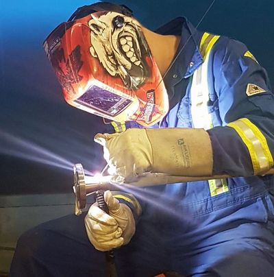 Whiston welding and fabrication services Vancouver and area