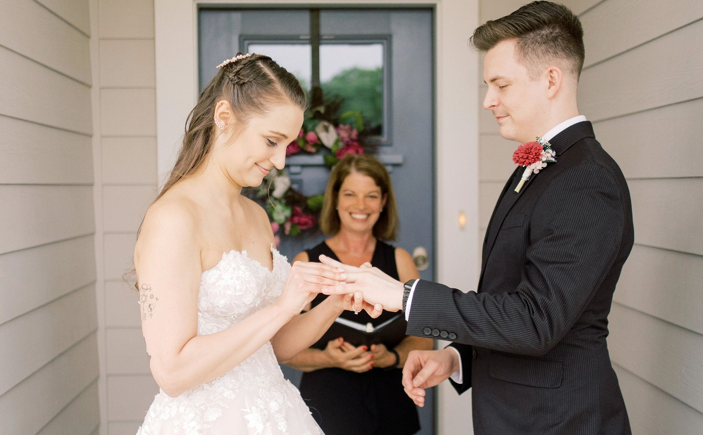 Small Weddings | Gwen Downs, Celebrant & Wedding Officiant