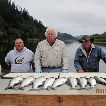 fishing in klamath river rv park