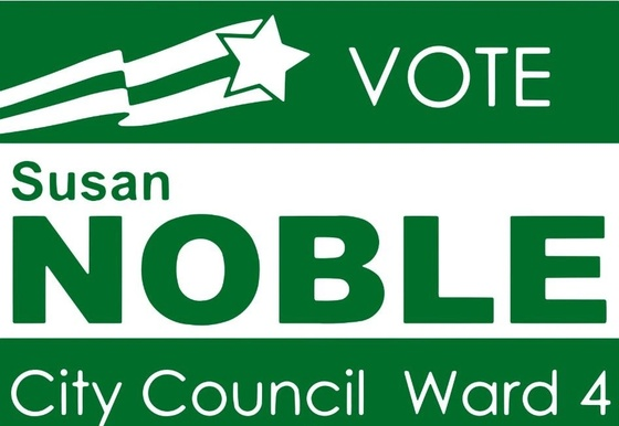 Susan Noble for Ward4 Commerce City