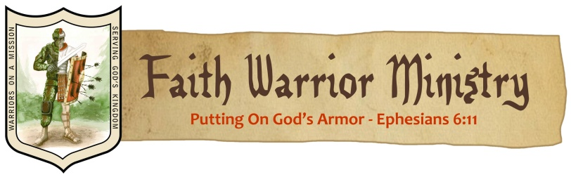 Putting On God's Armor