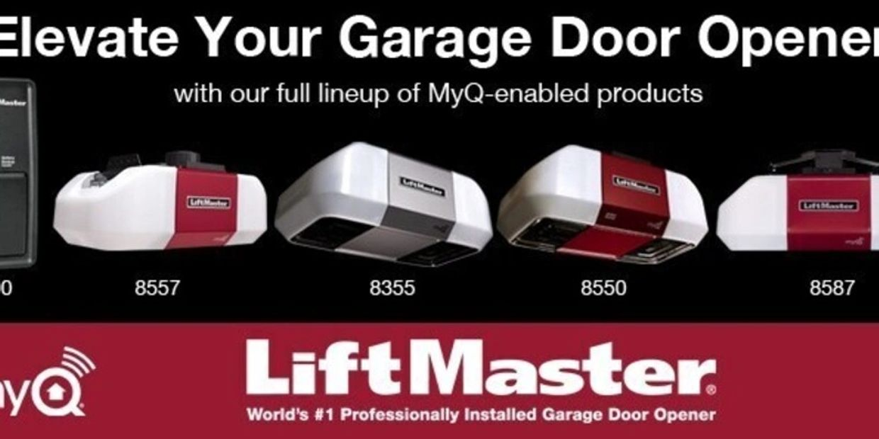 Liftmaster Garage Door Service in Bucks County