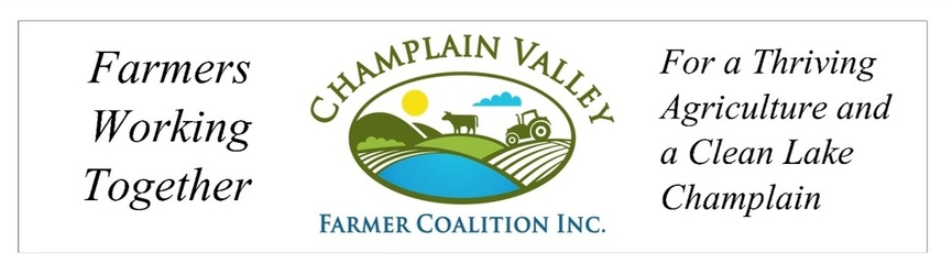Champlain Valley Farmer Coalition, Inc.