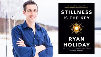 International best selling author Ryan Holiday opens the Assembly Friday, January 24, 2019.