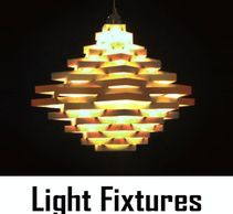 Orion Ceiling Light Fixture is a Modern Chandelier, Designed & Made in USA by CHIC SETTER