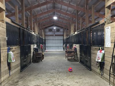 Stall Barn at Legacy Hills Farm LLC Kewaskum WI