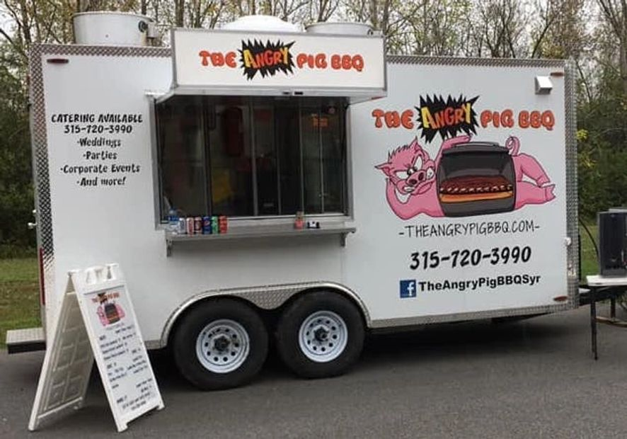 The Angry Pig BBQ Food Truck & Catering