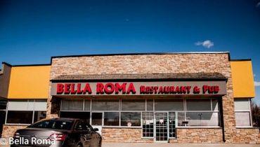 Home bella roma restaurant pub for Ristorante elle roma
