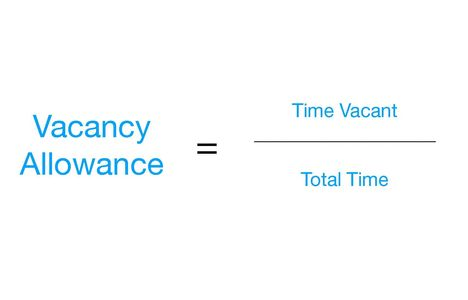 Vacancy Allowance