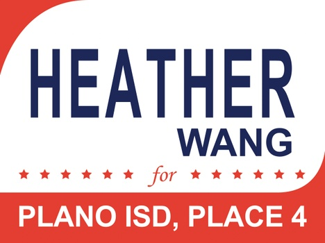 Heather Wang for PISD