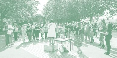 About Soapbox Science