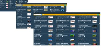 The Citrex digital library is home to videos, interactive lessons & exercises for online learning.