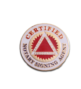 Member of National Notary Association  as a Certified Notary Signing Agent