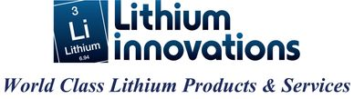 Lithium Innovations World Class Lithium Products and Services