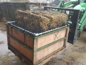 Diy Slow Feed Hay Feeders Home