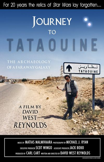 The Arab town of Tataouine inspired George Lucas to name Luke Skywalker's home planet Tatooine.