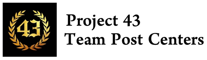 Project 43 Team Post Centers