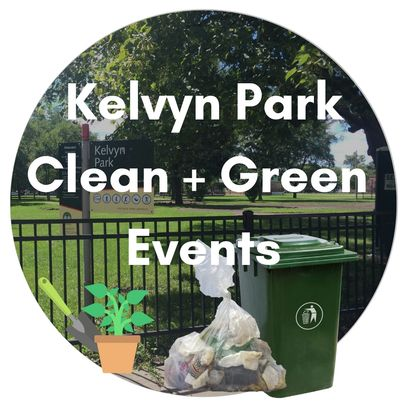 Chicago Parks Clean and Green